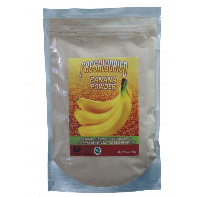 Banana Powder Pouch