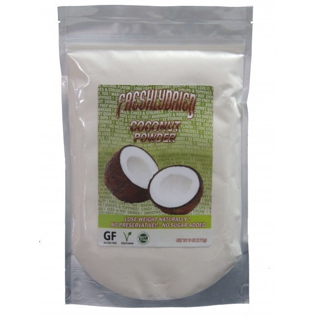Coconut Powder Pouch