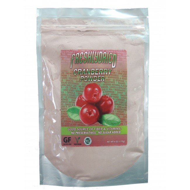 Cranberry Powder Pouch