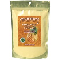 Pineapple Powder Pouch